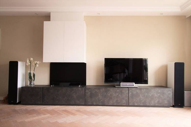 Top Lange tv meubels | Vlugt Interieurs &NU77