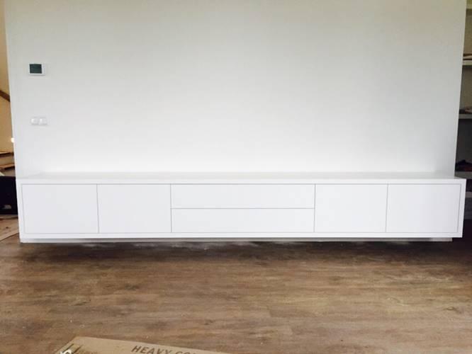 Magnifiek Lange tv meubels | Vlugt Interieurs #UD48