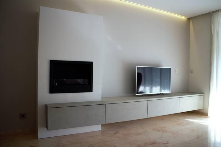 Tv Meubel Lang.Lange Tv Meubels Vlugt Interieurs